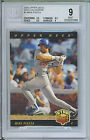1993 UPPER DECK GOLD HOLOGRAM MIKE PIAZZA #2 BGS 9 MINT 9.5 CENTERING