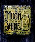 Hand made moon shine Primitive Rustic Country Home Decor