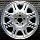 Chrysler Cirrus Machined w Silver Pockets 15 inch OEM Wheel 1995 2000 JY02RAK