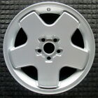 Chevrolet Beretta All Silver 16 inch OEM Wheel 1990 1993 12503642 12351644