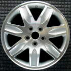 Mitsubishi Endeavor Machined w Silver Pockets 17 inch OEM Wheel 2004 2008 MR6
