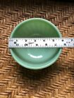 1 Fire King USA Jadeite Jade glass SWIRL mixing serving bowl 6