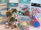 Hawaii Vacation Scrapbooking Stickers Lot Travel Waves Palm Trees Airplane Shirt