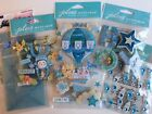 Baby Boy Scrapbooking Stickers Lot Jolees Special Delivery Monkey Stuffed Ups