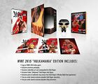 (Read) WWE 2K15: Hulkamania Collector's Edition *New* PS4 (PlayStation 4, 2014)