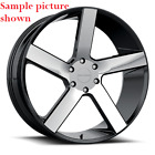 4 New 22 Wheels Rims for Ford Expedition Lincoln Navigator Mark LT 2651