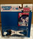 NEW 1995 Edition Starting Lineup Figurine and Card Barry Bonds FREE SHIP IN USA