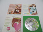 Lot of 4 ScrapBook Answers PC Software Disks Videos Fonts Images Ideas ++