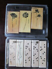 Stampin up rubber stamp sets more petal prints two step stampin just vine