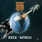 KICK AXE - ROCK THE WORLD (LIM.COLLECTORS EDITION)   CD NEW+