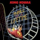 KING KOBRA - THRILL OF A LIFETIME (LIM.COLLECTOR'S EDITION)   CD NEW+