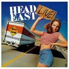 HEAD EAST - LIVE! (REMASTERED) (LIMITED COLLECTORS EDITION) CD  ROCK
