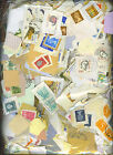 100000+ MIXED WORLD STAMPS ON PAPER 25kg