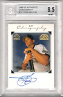 Todd Helton 1998 Upper Deck SP Chirography Rookie Autograph AUTO RC BGS 8.5 (9)
