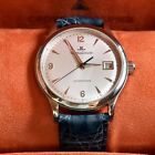 Jaeger-LeCoultre Master Control Automatic Date 37mm Mint Cond. in-house Cal 889