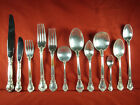 #C 12 Piece Place Setting GORHAM CHANTILLY STERLING SILVER