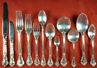#F 12 Piece Place Setting GORHAM CHANTILLY STERLING SILVER