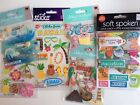 Hawaii Vacation Scrapbooking Stickers Lot Jolees Tropical Travel Soft Spoken