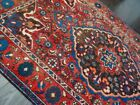 Superb Cr.1930 Antique Persian Bidjar Hand Made Exquisite Rug 4' 1