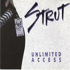 Strut – Unlimited Access RARE CD! FREE SHIPPING!