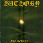 Bathory ‎– The Return...... RARE COLLECTOR'S CD! BRAND NEW! FREE SHIPPING!
