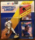 92' ALBERT BELLE Starting Lineup Cleveland Indians Has Poster And Card NIB
