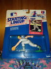 1988 Starting Lineup Baseball Carney Lansford figure and card Sealed