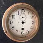 Chelsea Clock Co. Antique Auto or Airplane Case with Bezel and Model K Dial