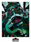 First Order Tie Fighter Pilot Giclee Print By Brad Hudson From SWCO 2017