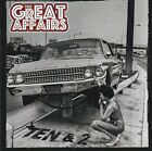 THE GREAT AFFAIRS - TEN & 2 (*NEW-CD, 2018, Kivel Records) Tango Down label