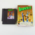 NES - Nintendo ES Spiel THE BUGS BUNNY BLOW OUT - BLOWOUT in OVP ohne Anl. #1204