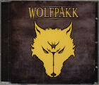 Wolfpakk ‎– Wolfpakk 2011 s/t RARE COLLECTOR'S CD! NEW! FREE SHIPPING!