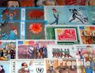 all World 500 different stamps