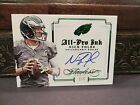 Panini Flawless Emerald Autograph All Pro Ink Auto Eagles Nick Foles 1 5 2014