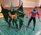 Loose TOY BIZ X MEN ACTION FIGURE LOT of 2 Gambit SAUROn Marvel