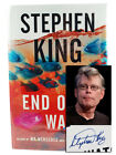 Stephen King END OF WATCH Signed first edition Bill Hodges Trilogy Very Fine