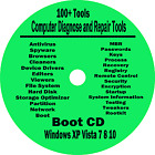 Windows XP 7 8 81 10 autoFIX Repair and Recovery Boot Disc + Software CD