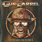 Gun Barrel ‎– Bombard Your Soul RARE COLLECTOR'S NEW CD! FREE SHIPPING!