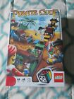 LEGO Pirate Code 3840 new sealed boardgame game figure 268 pieces 2010 treasure