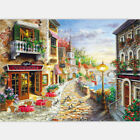Painting by Numbers Art Theraputic Wall Decor Canvas Adults Colouring Paros