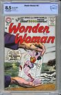 WONDER WOMAN #85 CBCS 8.5 - HIGHEST CGC GRADE! - VERY RARE 1st SILVER AGE ISSUE