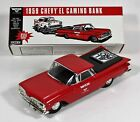 1994 Wix Filters 1959 Chevy El Camino Locking Coin Bank by Ertl 1 25 diecast