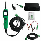 Electric Circuit Tester Power Probe Kit Car Auto Diagnostic Scan Tool W Switch