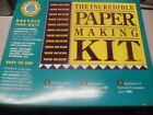The incredible paper making kit by The Hounsell  Judd