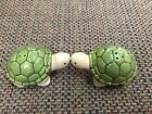 Turtles Kissing Salt and Pepper Shakers Brand New