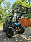 Ford tractor 3930 and loader Ford 3930 4 WD