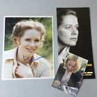 LIV ULLMANN muses of Ingmar Bergman in person signed photo 8x10 + photo proof