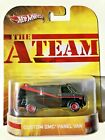 Hot Wheels 2013 Retro Entertainment The A Team Custom GMC Panel Van Real Riders
