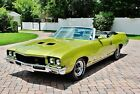 1972 Buick Gran Sport VERY RARE 455 A/C Very rare stunning 72 buick gs convertible 455 v 8 factory a/c must be seen wow