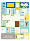 Project Life FAMILY 60 PACK Themed Cards scrapbooking 380227